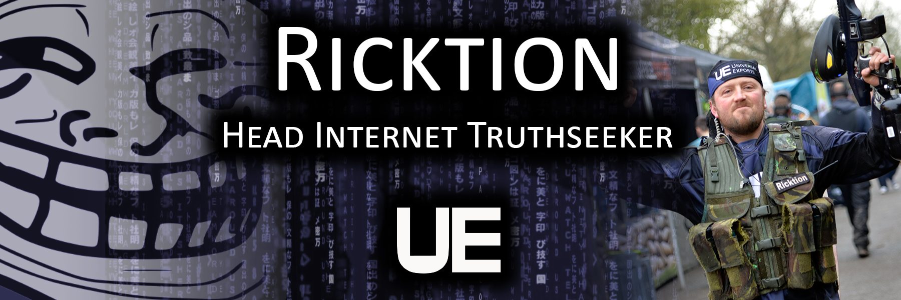 Ricktion - Head Internet Truthseeker