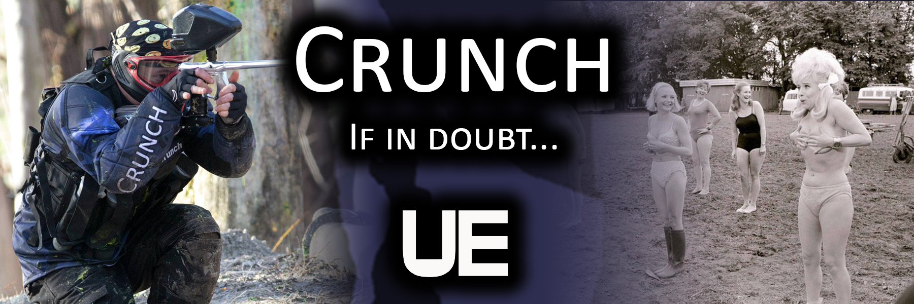 Crunch - If in doubt...