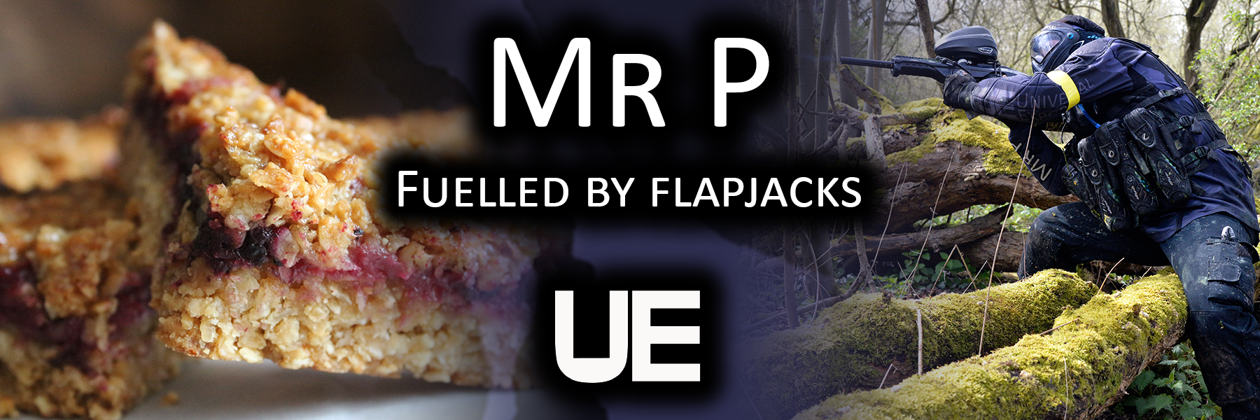 Mr P | Fuelled by flapjacks