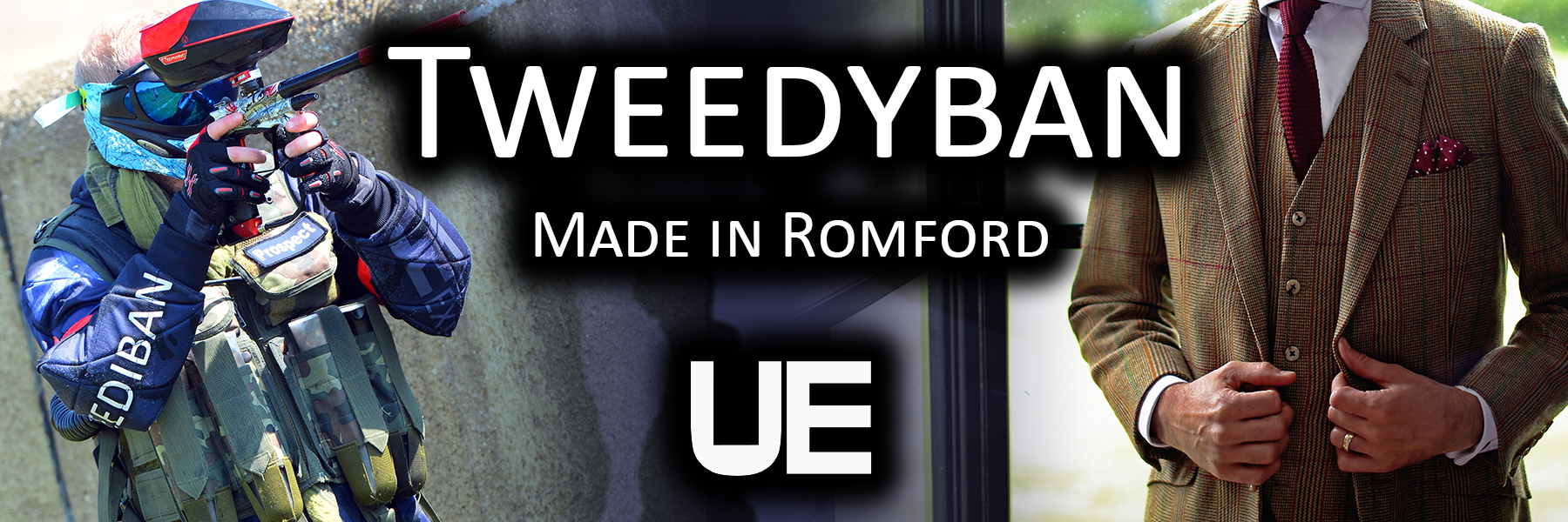 Tweedyban | Made in Romford