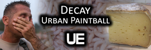 Decay | Urban Paintball