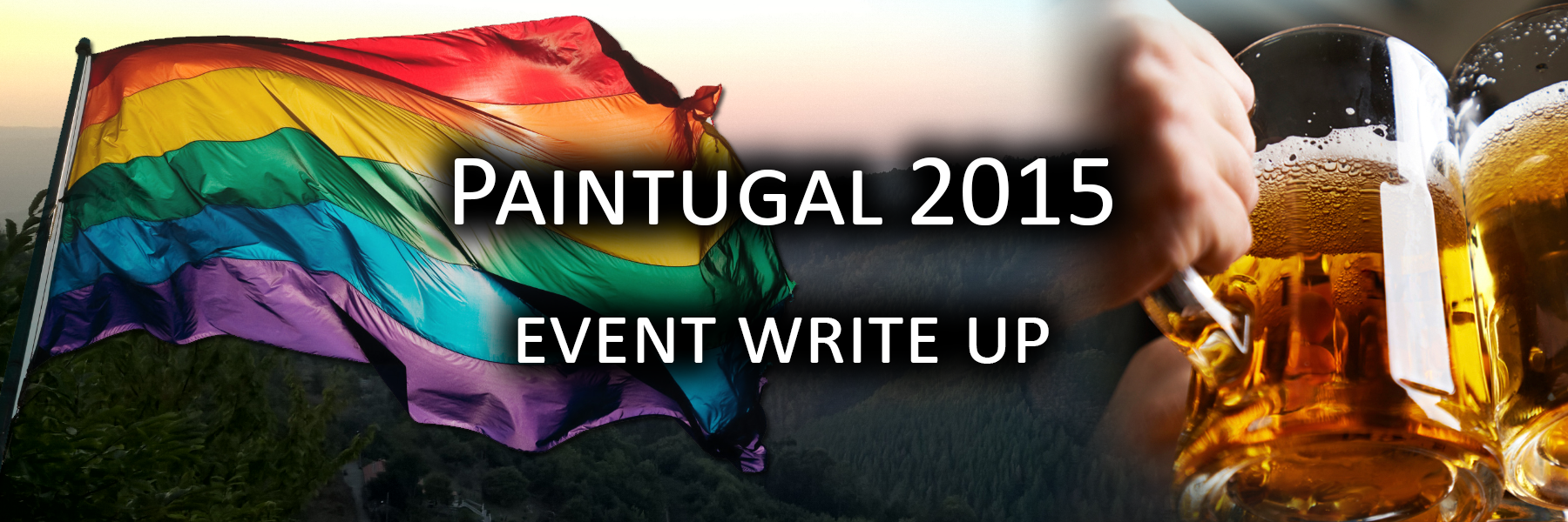 Paintugal 2015 Event Writeup