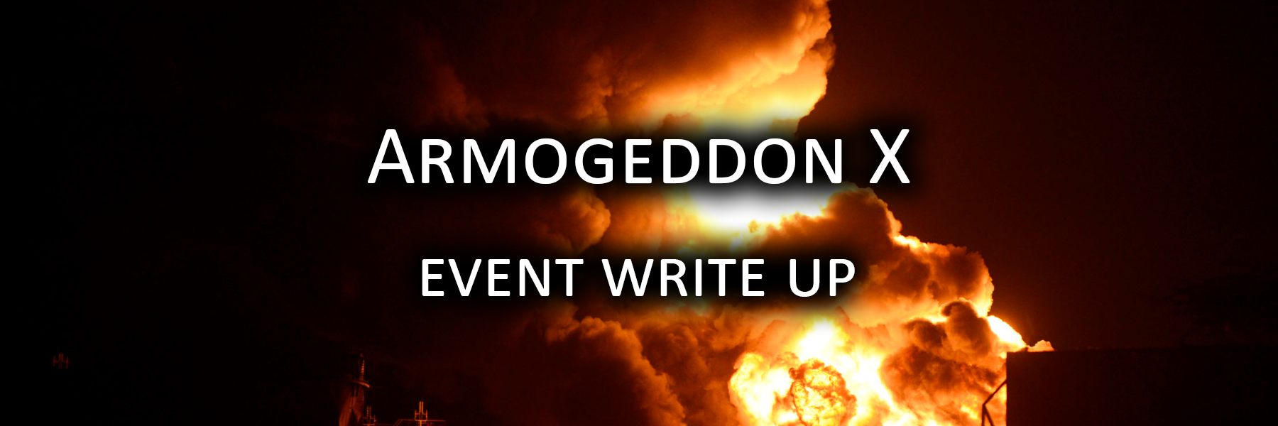 Armogeddon 2016 Event Writeup