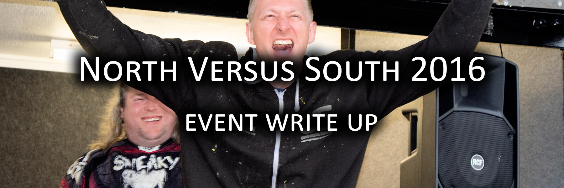 North Versus South 2016 Event Writeup