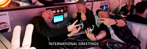 International greetings