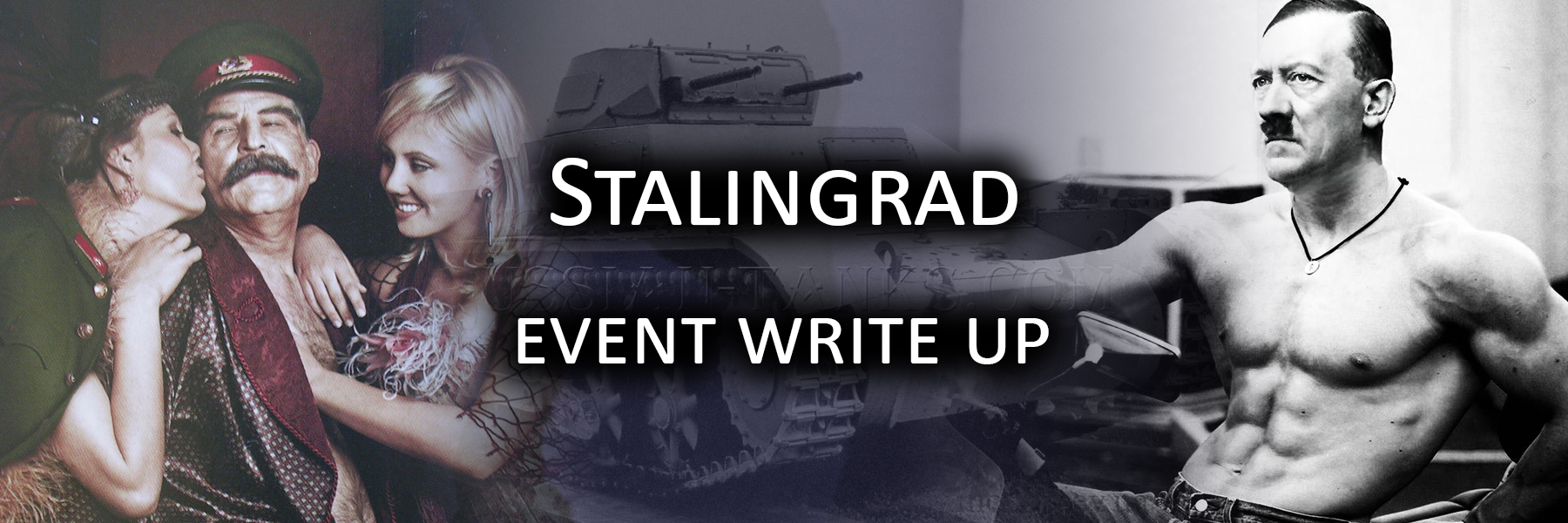 Stalingrad Event Writeup