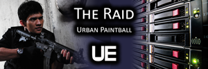 The Raid | Urban Paintball