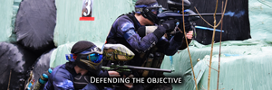 Defending the objective
