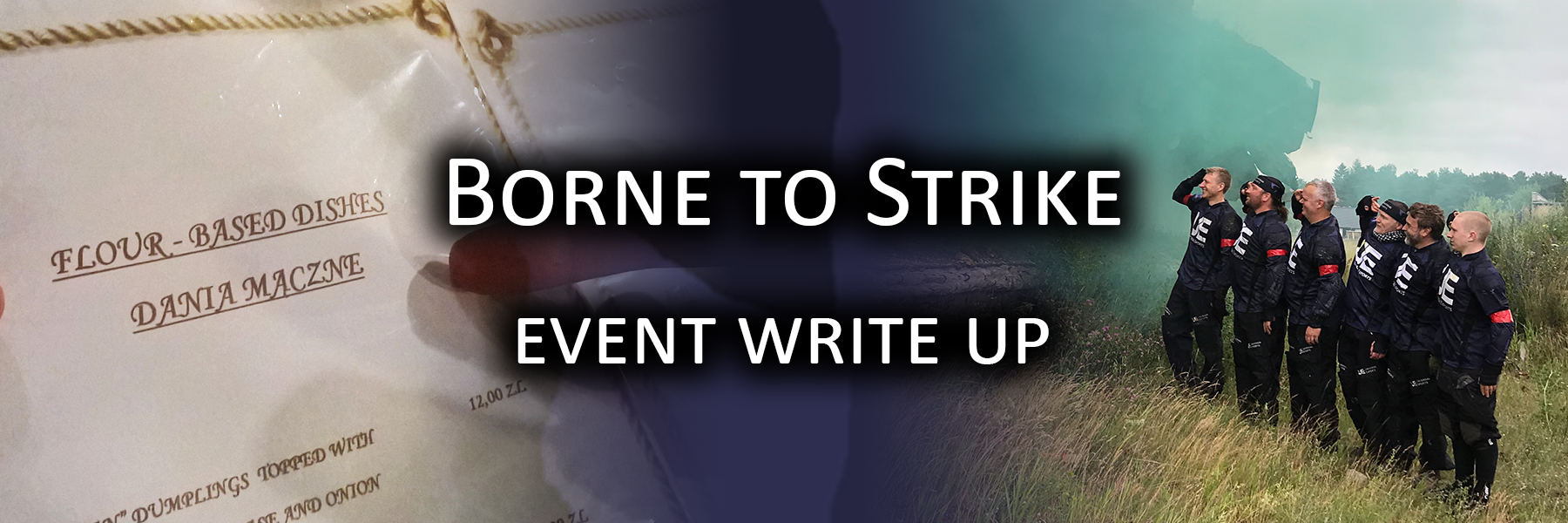 Borne To Strike Event Writeup