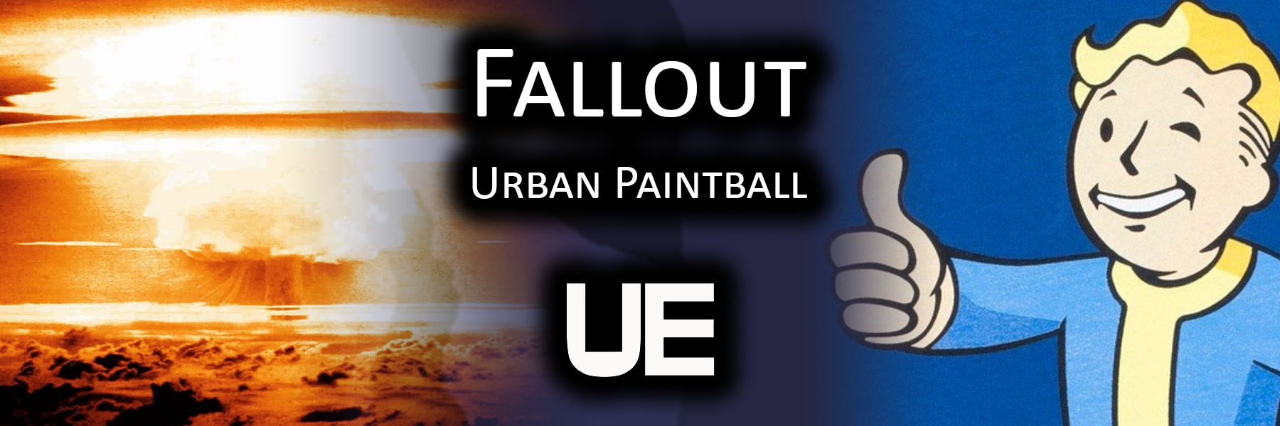 Fallout | Urban paintball