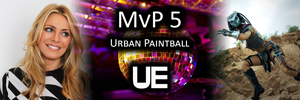 MvP5 | Urban Paintball