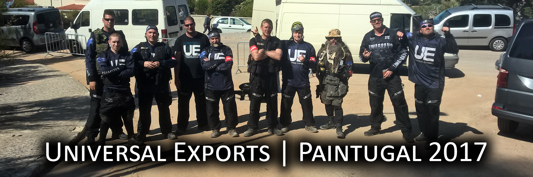 Universal Exports : Paintugal 2017