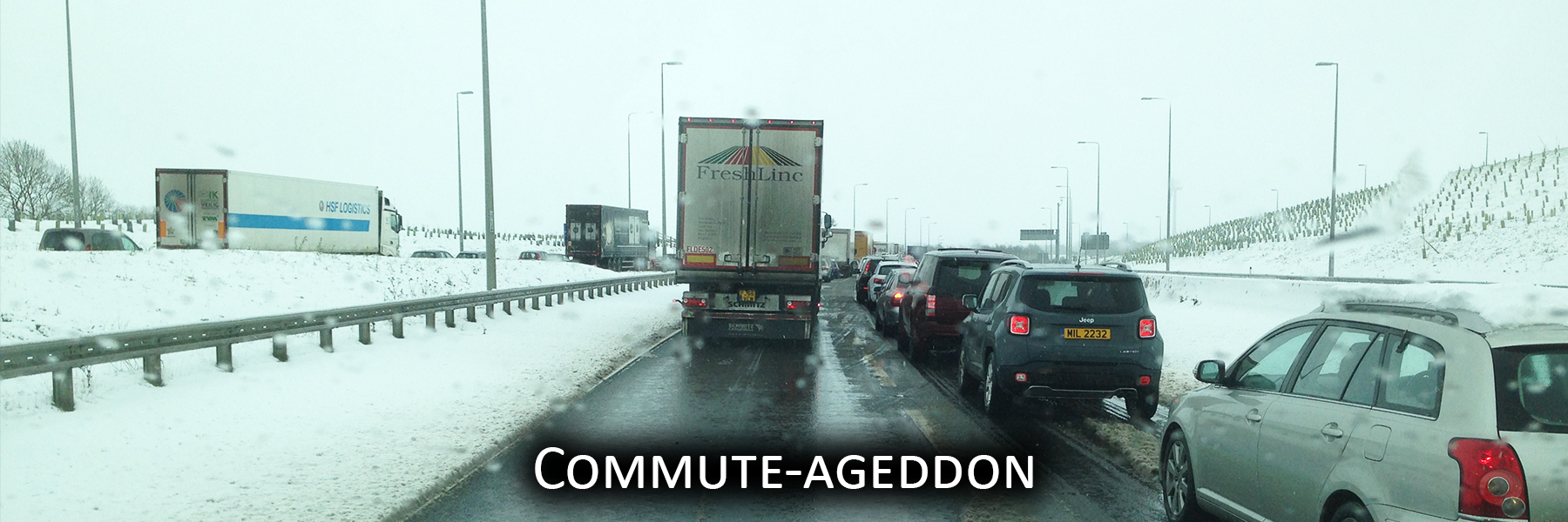 Commute-ageddon