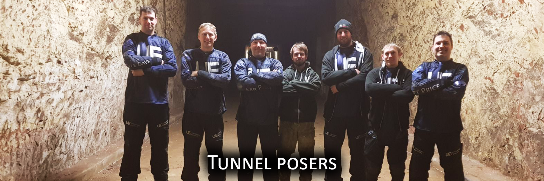 Tunnel posers