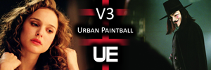 V3 | Urban paintball