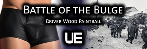 Battle of the Bulge | Driver Wood Paintball