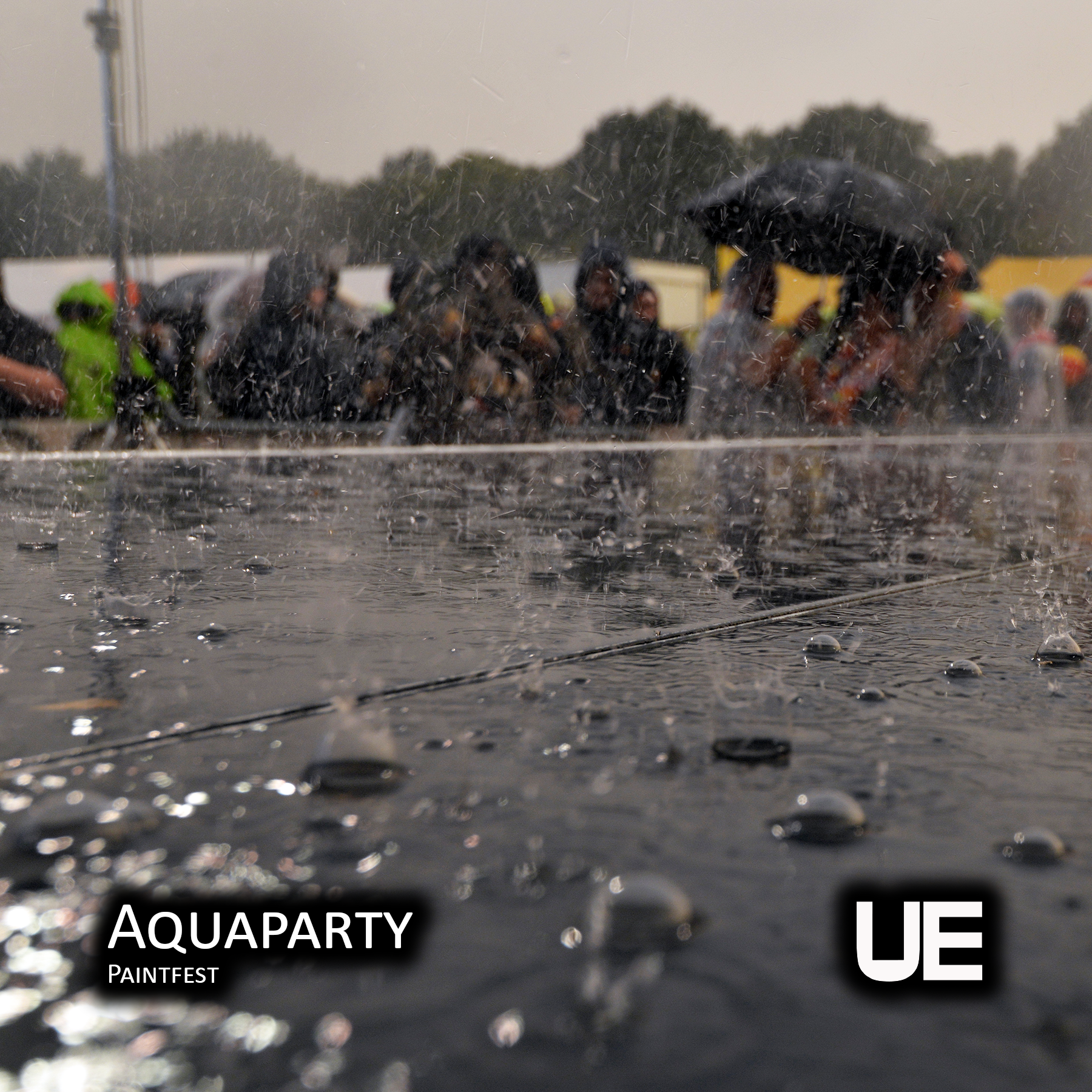 Aquaparty | Paintfest