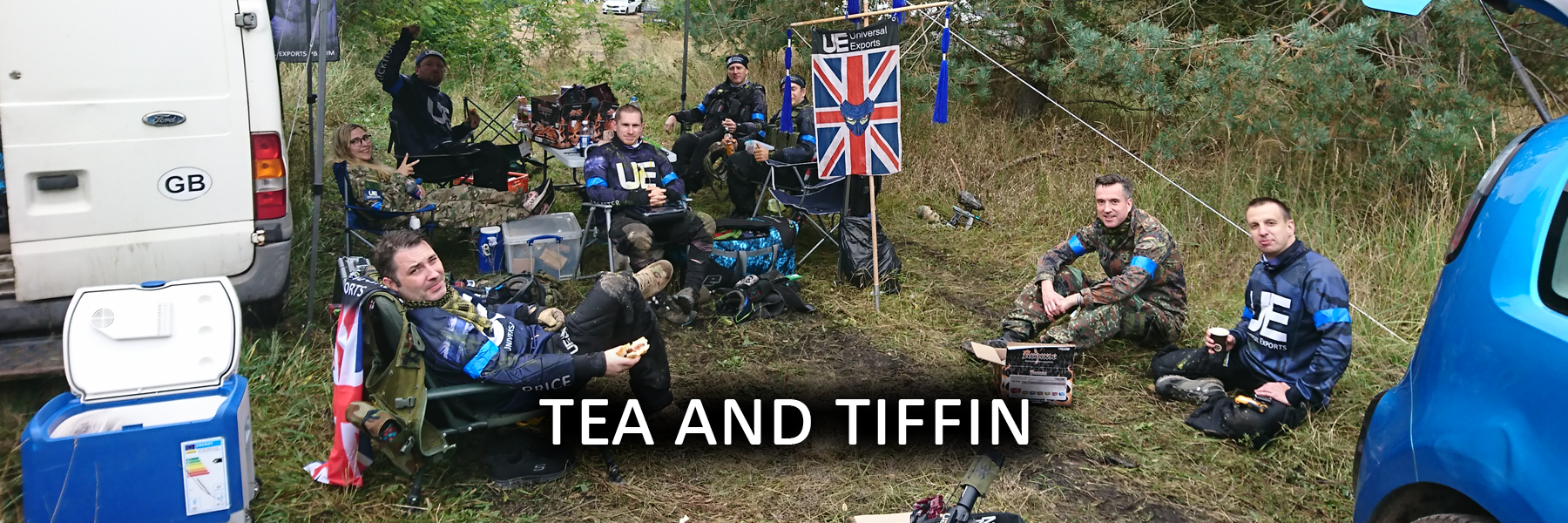 Tea and tiffin